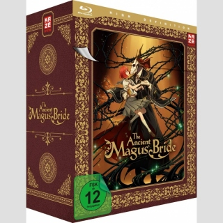 The Ancient Magus Bride Blu Ray vol. 1 mit Sammelschuber **Limited Edition**