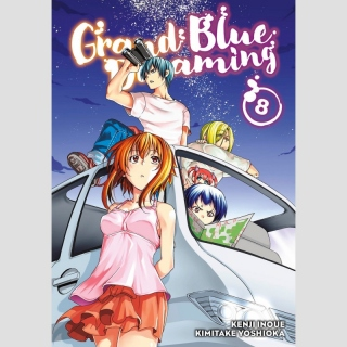 Grand Blue Dreaming vol. 8