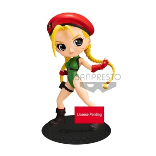 Street Fighter Q Posket Minifigur Cammy Ver. A 14 cm