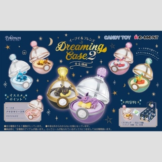 Pokemon Eevee & Friends Dreaming Case TF vol. 2