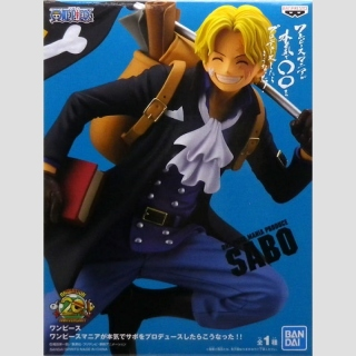 One Piece Statue Produced Seriously by One Piece Maniac!! -Sabo-