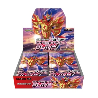 Pokemon Card Game Sword & Shield Expansion Booster Pack -Shield- Edition
