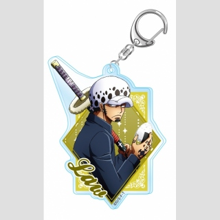 One Piece Break Time Acryl Anhänger -Trafalgar Law-