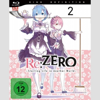 Re:Zero -Starting Life in Another World- Blu Ray vol. 2