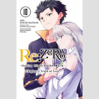 Re:Zero - Starting Life in Another World - Chapter 3: Truth of Zero - Manga vol. 10