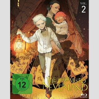The Promised Neverland Blu Ray vol. 2