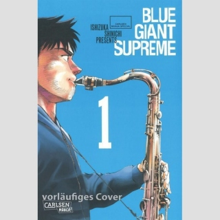 Blue Giant Supreme Bd. 1