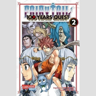 Fairy Tail - 100 Years Quest Bd. 2