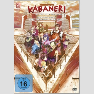 Kabaneri of the Iron Fortress: Compilation Movie 1 Sich versammelndes Licht DVD