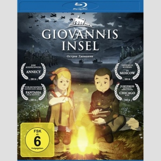 Giovannis Insel Blu Ray