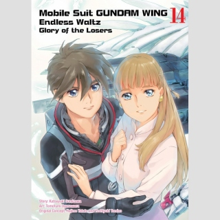 Mobile Suit Gundam Wing - Glory of the Losers vol. 14 (Final Volume)
