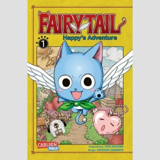 Fairy Tail - Happys Adventure Nr. 1
