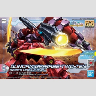 1/144 HGBD:R Gundam GP-Rase-Two Ten