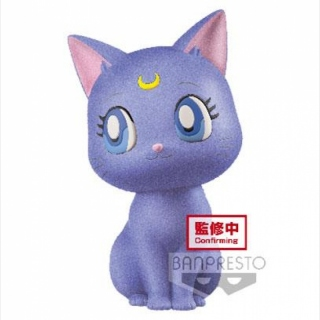 Sailor Moon Eternal The Movie Fluffy Puffy Minifigur Luna 7 cm