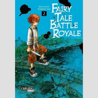 Fairy Tale Battle Royale Bd. 2