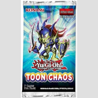 Yu-Gi-Oh! Booster Pack Toon Chaos