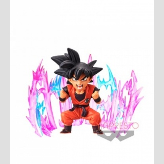 WCF (World Collectable Figure) -Plus Effect- 01 Son Goku (Dragon Ball Super)