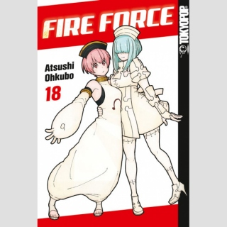 Fire Force Nr. 18