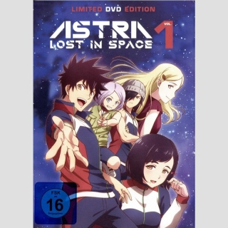 Astra Lost in Space DVD vol. 1 ++Limited Edition++