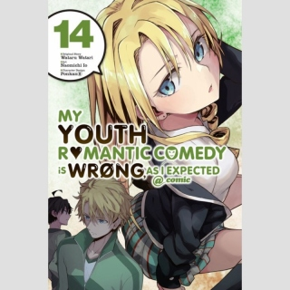 My Youth Romantic Comedy Is Wrong, as I Expected @ Comic - Manga vol. 14