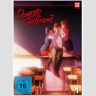 Domestic Girlfriend vol. 1 [DVD]