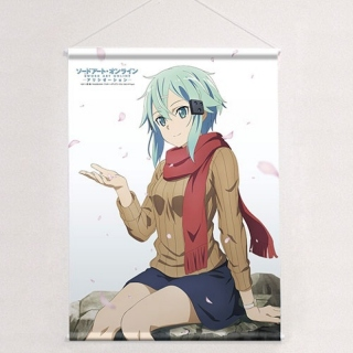 WANDROLLE JAPAN IMPORT (51,5 x 72,8 cm) Sinon (Sword Art Online)
