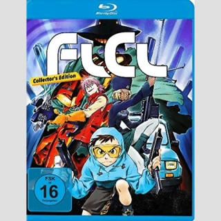 FLCL Blu Ray Collectors Edition