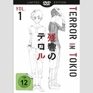 Terror in Tokio DVD vol. 1 **Limited Edition**