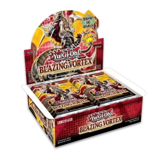 YU-GI-OH! Blazing Vortex [Booster Display]