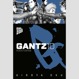 Gantz Bd. 10 [Perfect Edition]