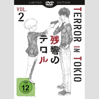 Terror in Tokio DVD vol. 2 **Limited Edition**