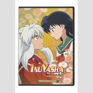 Inu Yasha: The Final Act DVD The Complete Series