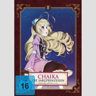 Chaika - Die Sargprinzessin 1. Staffel DVD vol. 2