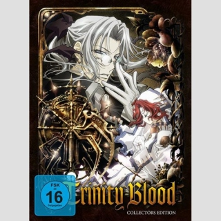 Trinity Blood DVD Gesamtausgabe Collectors Edition