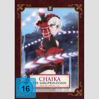 Chaika - Die Sargprinzessin 1. Staffel DVD vol. 3