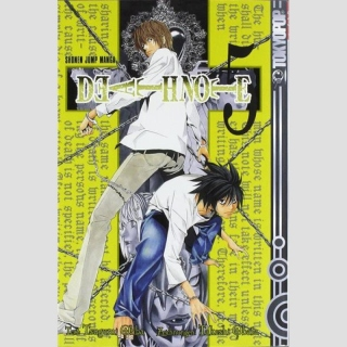 Death Note Nr. 5