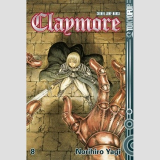 Claymore Nr. 8