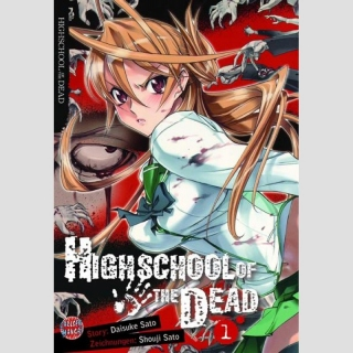 Highschool of the Dead Nr. 1