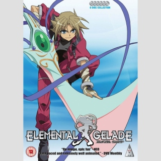 Elemental Gelade DVD Complete Collection