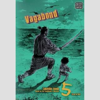 Vagabond VIZBIG Edtion 5 (vol. 13-14-15)
