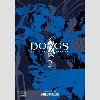 Dogs: Bullets & Carnage vol. 2
