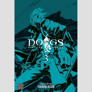 Dogs: Bullets & Carnage vol. 3