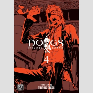 Dogs: Bullets & Carnage vol. 4