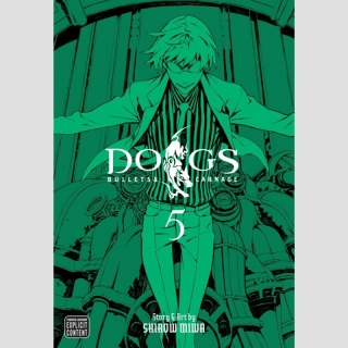 Dogs: Bullets & Carnage vol. 5