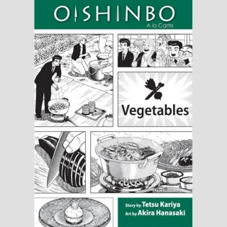 Oishinbo Vegetables (One Shot)