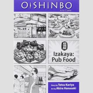 Oishinbo: Izakaya Pub Food