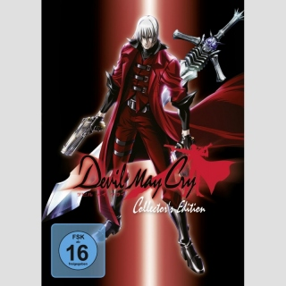 Devil May Cry DVD Gesamtausgabe
