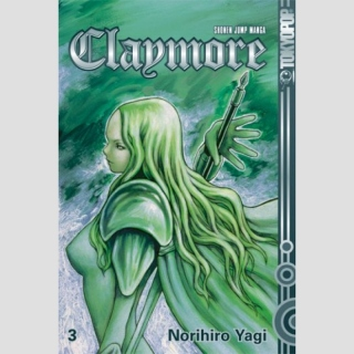 Claymore Nr. 3