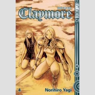 Claymore Nr. 4